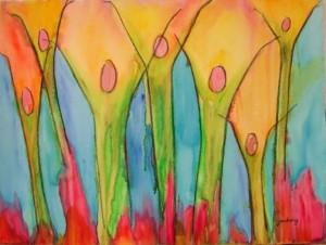worship-garden-prophetic-art-painting