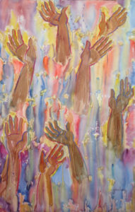 reaching-higherfreedom-series-prophetic-art-painting